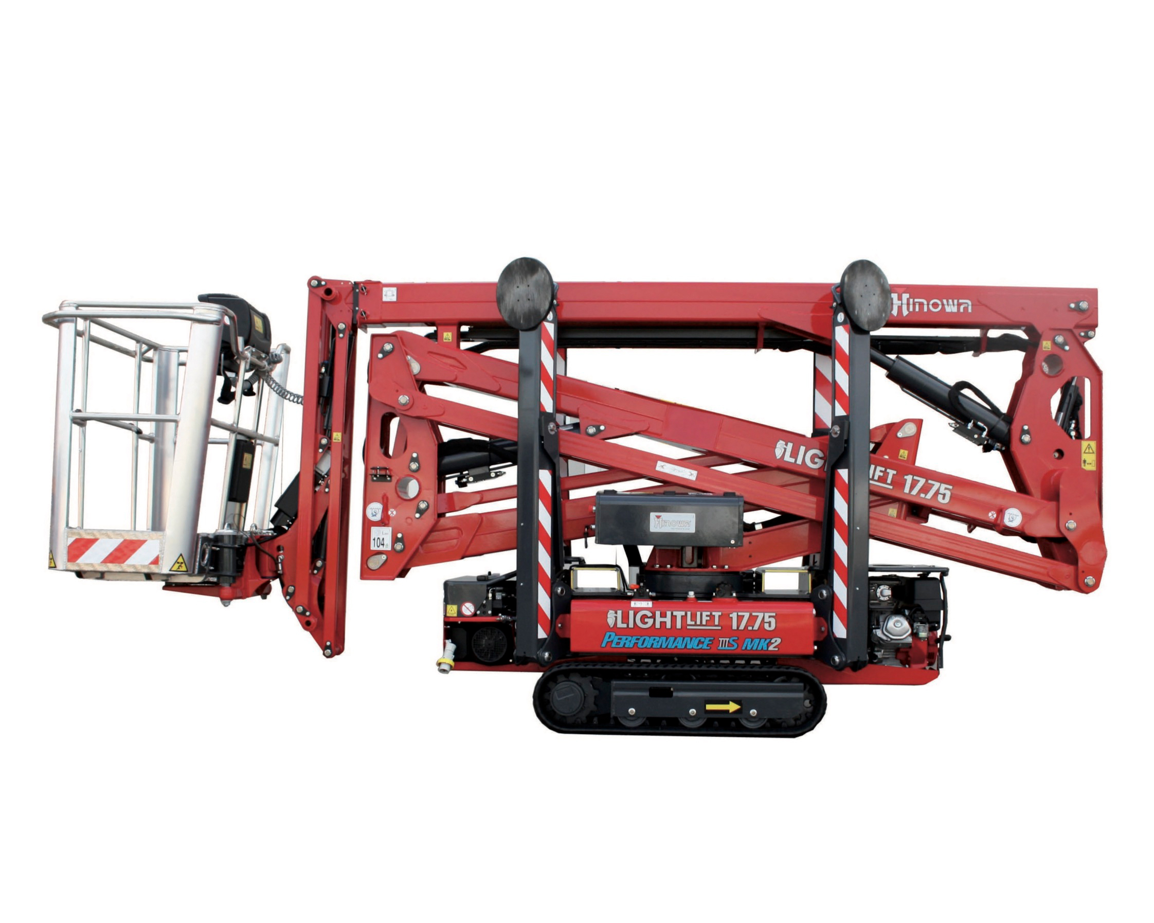 Hinowa Lightlift 17.75 IIIS MK2 new